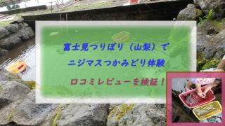 富士見つりぼり口コミ検証!ブログトップ